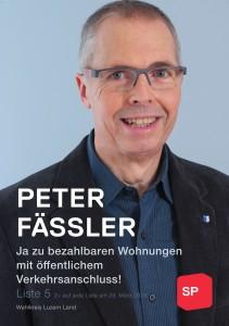 SP Kriens - Kantonsratswahlen Plakte F4 peter (print)_page_001